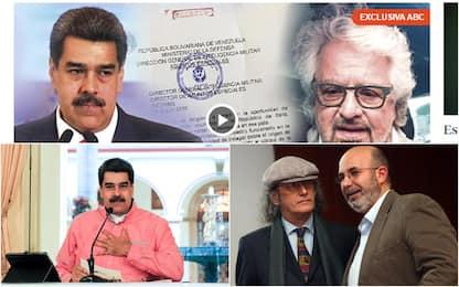 Fondi neri al M5S dal Venezuela: i dubbi sul documento di Abc. VIDEO