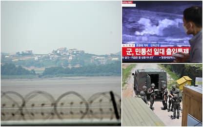 Corea del Nord, truppe riposizionate in due aree smilitarizzate