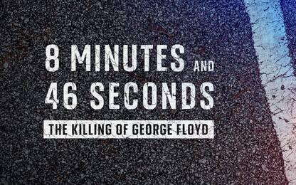 8 Minuti e 46 secondi: l'assassinio di George Floyd. VIDEO