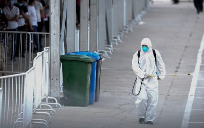 Coronavirus Cina, a Pechino altri 21 casi: il totale sale a 158. FOTO
