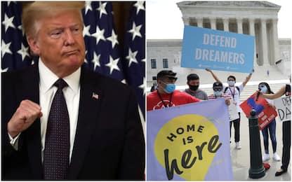 Usa, Corte Suprema contro lo stop di Trump al programma Dreamers