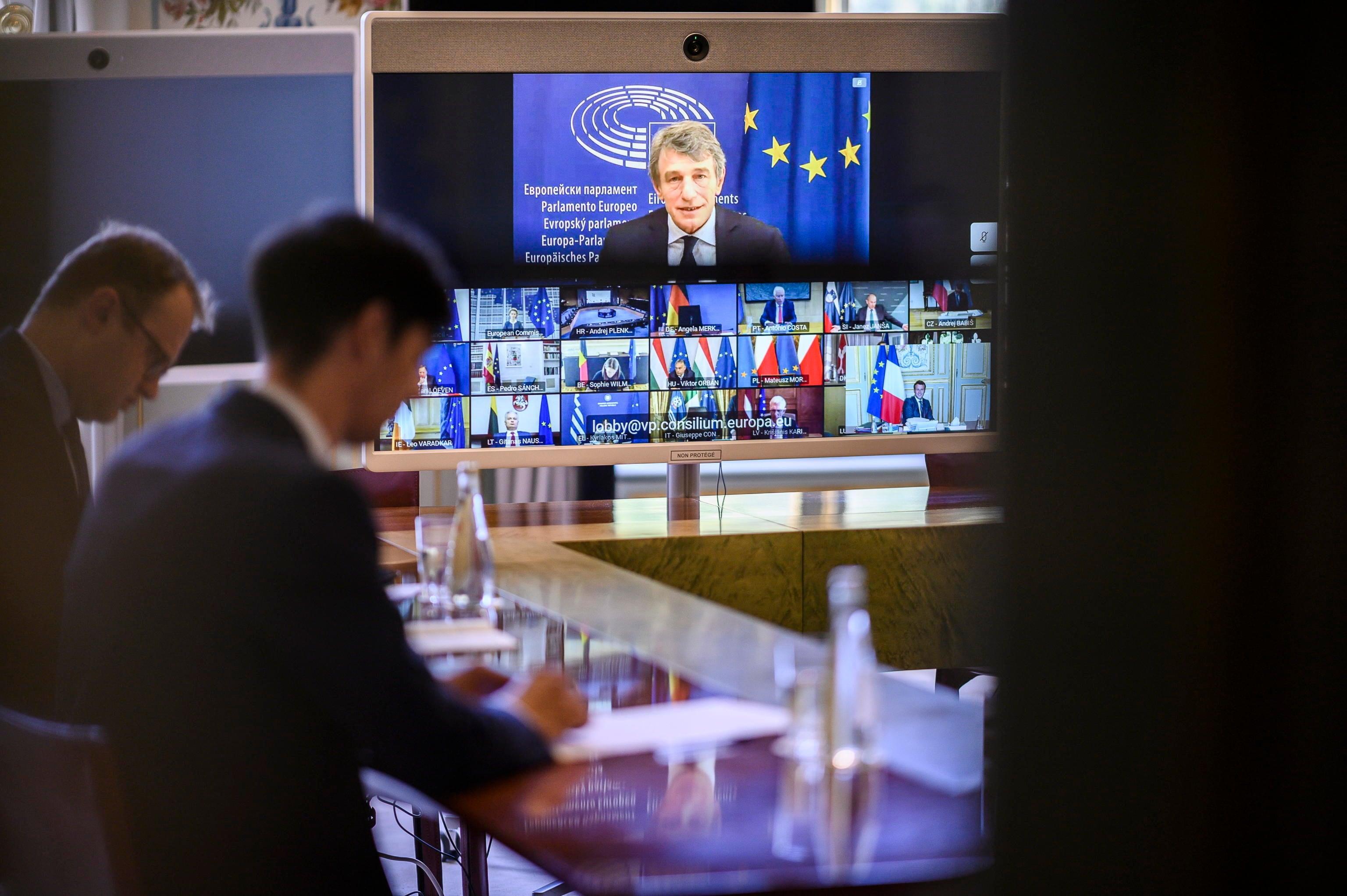 consiglio europeo recovery