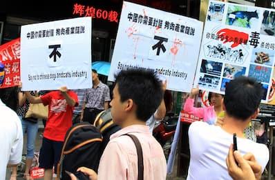 Cina, torna il festival della carne di cane a Yulin