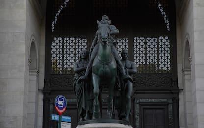 Trump contro rimozione della statua di Theodore Roosevelt a New York