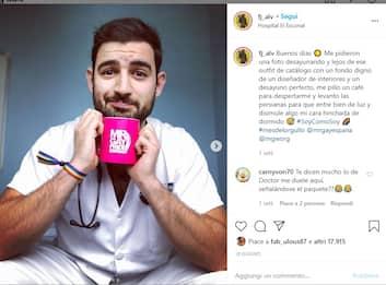 Coronavirus, medico spagnolo guarito dal Covid-19 eletto Mr. Gay World