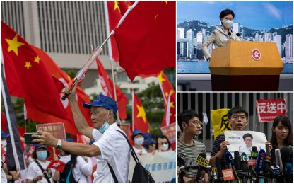 Hong Kong, la Cina approva la legge sulla sicurezza nazionale