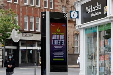 Coronavirus UK, non solo Leicester: a rischio altre città. FOTO