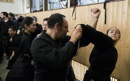 Giappone, primo laureato al mondo in studi ninja