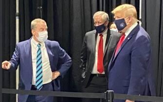 coronavirus mascherine politici
