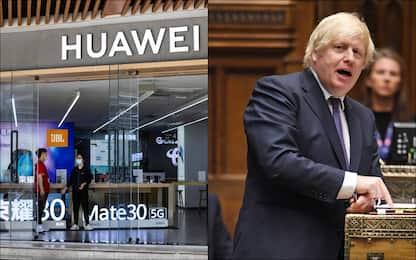 Gran Bretagna, Boris Johnson pronto a bandire Huawei dalla rete 5G
