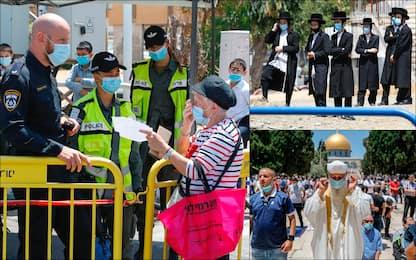 Coronavirus Israele, quasi 30mila casi: esteso stato emergenza. FOTO