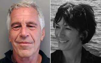 Ghislaine Maxwell Jeffrey Epstein