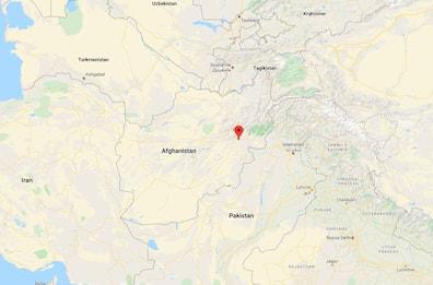 Terremoto in Afghanistan: scossa di magnitudo 4,6 a Kabul