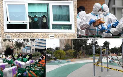Coronavirus, in Australia oltre 6 milioni di persone in lockdown. FOTO