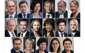 Jean Castex governo Francia