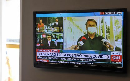 "Coronavirus, quando Bolsonaro parlava di ""influenzetta"". VIDEO"