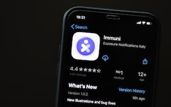 app immuuni