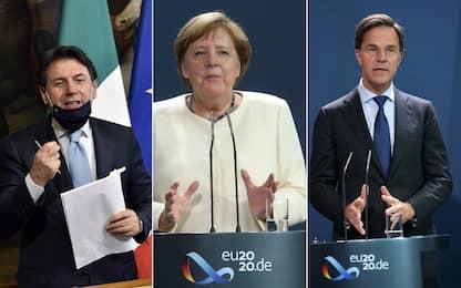Recovery Fund, Conte vede stasera il premier olandese Mark Rutte