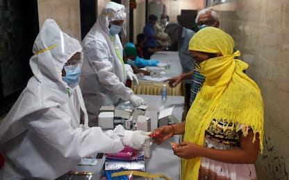 Coronavirus, India raddoppia contagi: è terzo Paese più colpito. FOTO