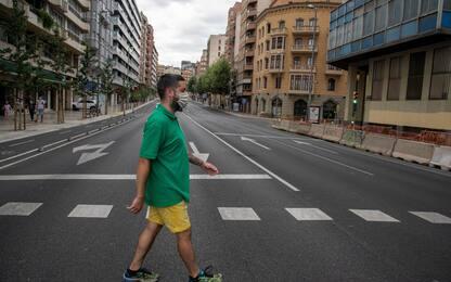 Coronavirus Catalogna: giudice non ratifica lockdown deciso da governo