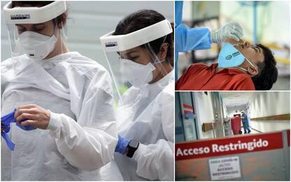 Coronavirus, negli Usa quasi 60mila contagi in un giorno