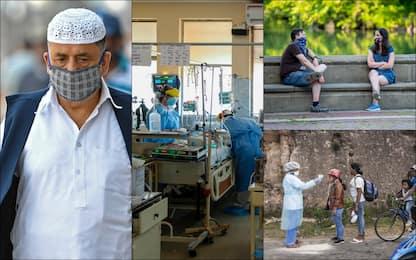 Coronavirus, Oms: in 10 Paesi quasi l'80% dei nuovi casi. FOTO
