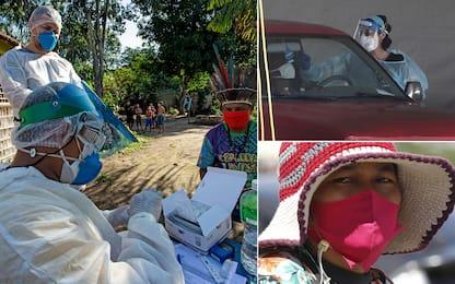 Coronavirus, altri 60mila casi negli Usa. Brasile verso 73mila decessi