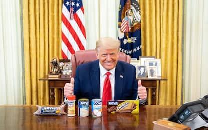 Trump e la figlia pubblicizzano i fagioli Goya, polemiche negli Usa