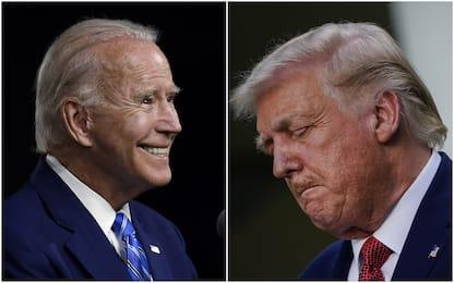Usa 2020, sondaggio Wsj-Nbc: Biden avanti di 11 punti su Trump
