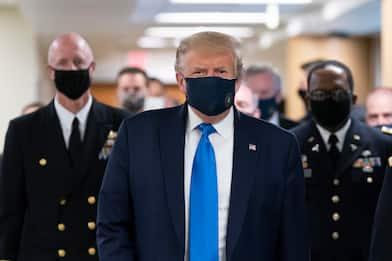 Coronavirus, svolta di Trump: via ai tele-comizi