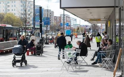 Coronavirus, Svezia: aumentano i casi, paura per la seconda ondata