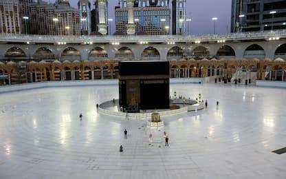 Pellegrinaggio alla Mecca dal 29 luglio sarà limitato a mille fedeli