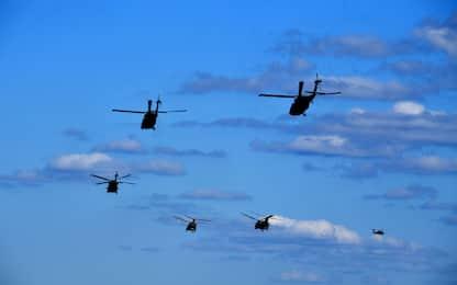 Colombia, cade un elicottero militare: almeno 9 morti