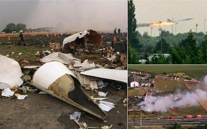 20 anni da disastro aereo del Concorde: cosa accadde il 25 luglio 2000