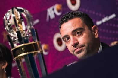 Coronavirus: positivo Xavi, l'ex centrocampista del Barcellona