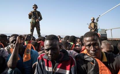 Oim: 3 migranti uccisi e 5 feriti dalla guardia costiera in Libia