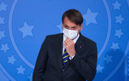 Brasile, quinto ministro di Bolsonaro positivo al coronavirus