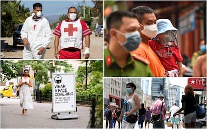 Coronavirus, negli Usa contagi a quasi 4,5 milioni