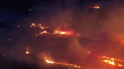Argentina, gli incendi devastano il delta del Paraná. VIDEO