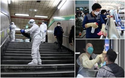 Coronavirus Corea del Sud, soldi bruciati o lavati per paura del Covid