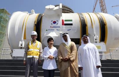 Emirati, attiva la prima centrale nucleare del mondo arabo