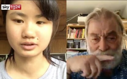 Climate Change: intervista a Howey Ou, la Greta Thunberg cinese. VIDEO