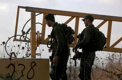 Israele attacca in Siria, colpiti obiettivi militari