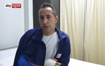 """Esplosione Beirut, militare italiano ferito: """"Un boato indescrivibile"""""""