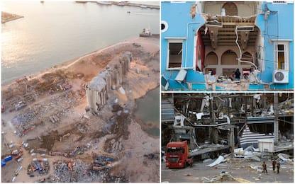 Esplosione Beirut, fonti Farnesina: fra le vittime anche un'italiana