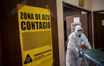 coronavirus messico