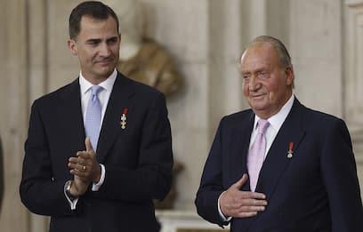 Spagna, luoghi e simboli del re Juan Carlos a Madrid