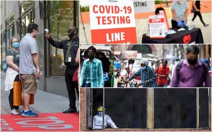 Coronavirus, da India a Sudafrica: 10 Paesi con più contagi in 24 ore
