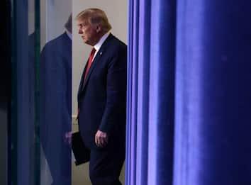 """Usa, Trump: """"Sparatoria fuori Casa Bianca, ora tutto sotto controllo"""""""