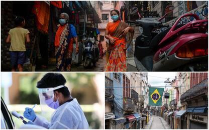 Coronavirus, dall'India al Messico: i 10 Paesi con più contagi in 24h